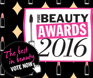 Vote for our Cooling Gel in the Pure Beauty Awards