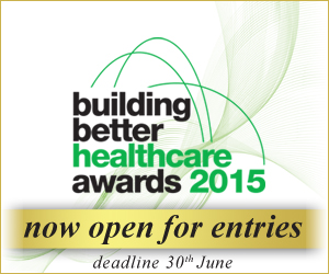 This Years Building Better Healthcare Awards Event