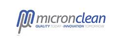 Micronclean logo