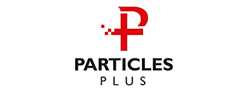 Particle Plus logo