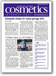 Cosmetics International Newsletter
