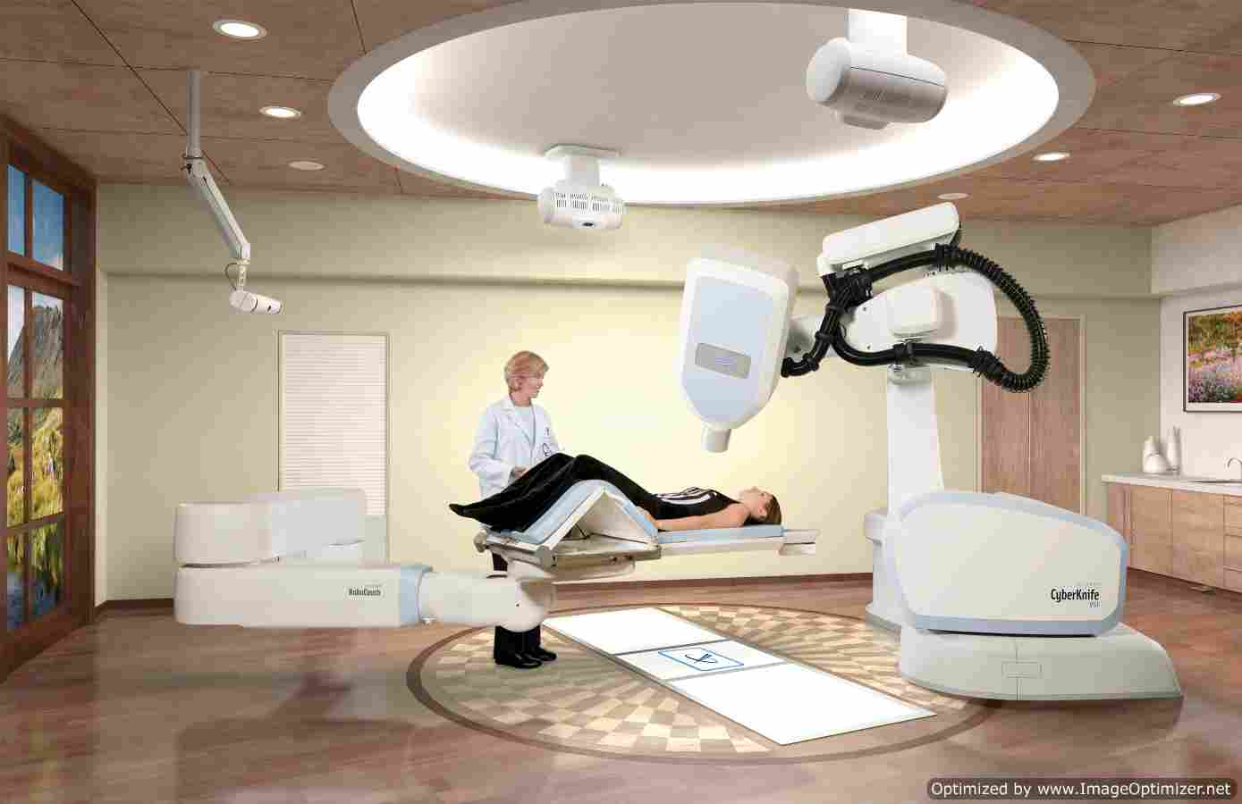 Feature The Evolution Of Radiosurgery A Future Beyond