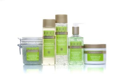 spa cosmetics oct