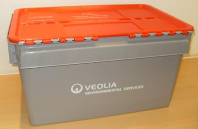 Eco Box makes waste disposal eco friendly