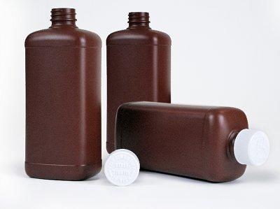 O Berk pharma bottle is ready to ship
