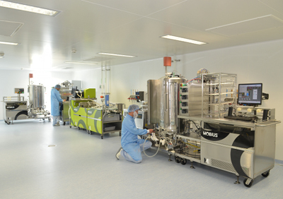 Merck Millipore opens GMP bioproduction facility in France