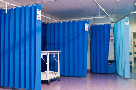 Special Feature Hospital Curtains And Screens