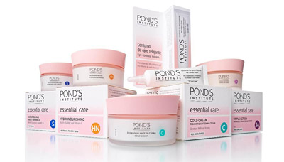 Ponds re brands to ponds institute for Ponds products
