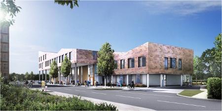 Mansell To Build 163 23 6m Qeii Hospital In Welwyn Garden City