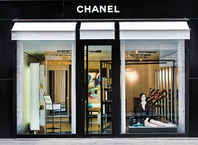 Chanel opens first beauty boutique in paris - Paris shopping boutiques ...