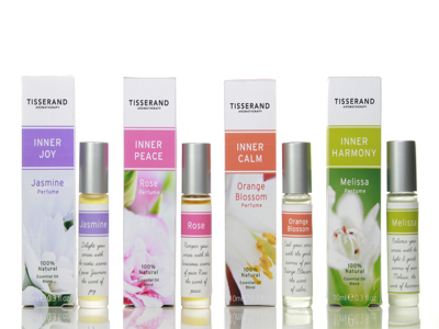 Tisserand Natural Perfume Roll Ons
