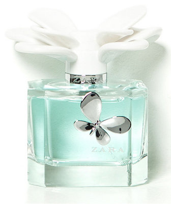 Zara Launches Spring Scents
