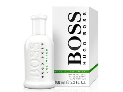 Hugo Boss Fragrances Unveils Boss Bottled Unlimited