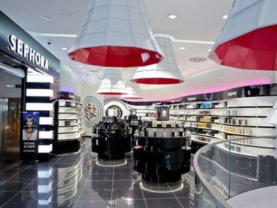 Sephora opens Milan concept