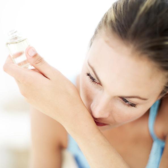 Women's Scent Triggers Hormone Surge in Men - WebMD