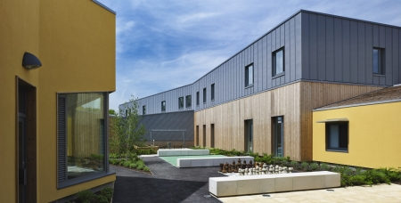 picture of Kingfisher Court (P+HS Architects) won the Grand Prix Award for Design