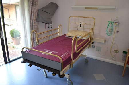 picture of Antimicrobial copper surfaces make sense from a patient safety point of view