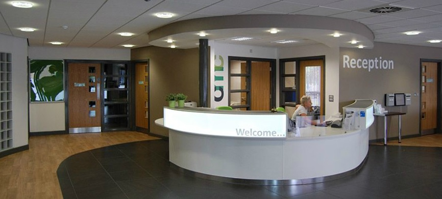 Reception And Waiting Areas Key To Primary Care Design