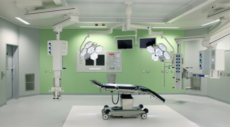 Lighting The Way Lighting For Operating Theatres