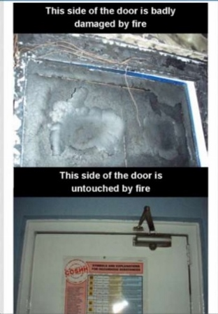 Warning Over Faulty Fire Doors In Hospitals And Care Homes