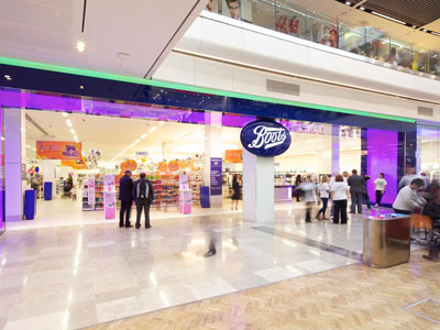 Boots announces store shake up