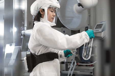 Draeger introduces X-plore 8000 powered air purifying respirator