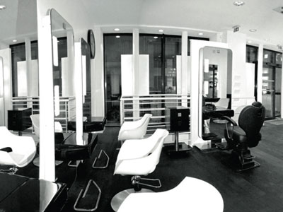 renowned hair stylist faretra makes salon debut in paris