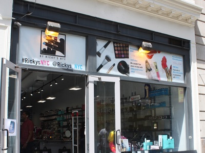 Rickys Nyc Opens Instagram Inspired Beauty Store