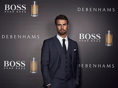 Boss The Scent Ambassador Celebrates Launch In London