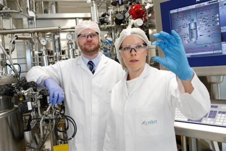 picture of Dr Jonathan Bones (NIBRT) and Dr Karen Twomey (Tyndall) have been involved in the PATsule project