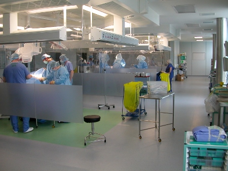 Rethinking the Operating Room to Prevent Surgical Site