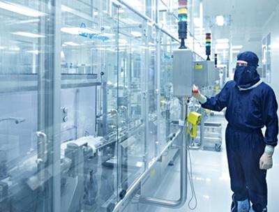 Gerresheimer develops pharma filling line for cleanroom Pharmac clean room design
