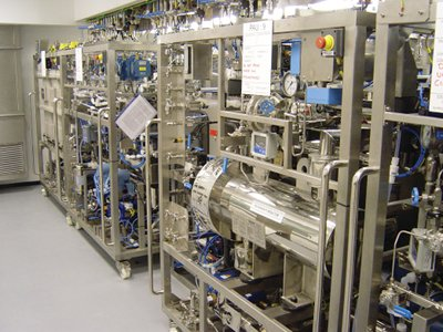 bathch or continuous process Right (ie zero order or close), it is very possible to produce the api by a  continuous process one has to review the chemistry of each step and their  translation to.
