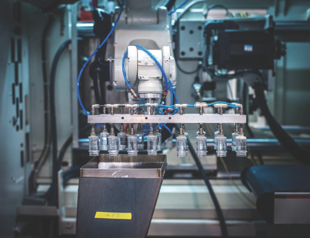 Injection moulding in a Class of its own