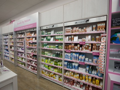 health and beauty store - New concept Health   Beauty Express store opens at Cairns Airport ...