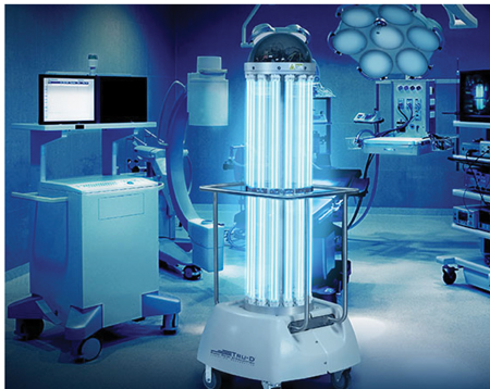 Uv Hospital Room Disinfection