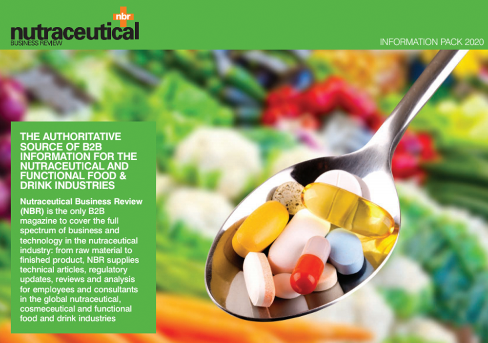Nutraceutical Business Review