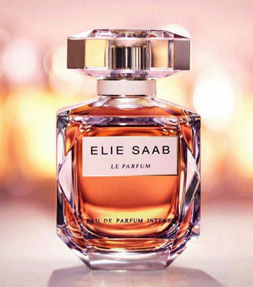 elie saab turns up the intensity for le parfum edp intense. Black Bedroom Furniture Sets. Home Design Ideas