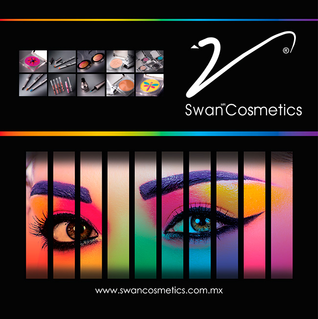 Swan Cosmetics At MakeUp In New York
