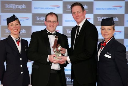 Almac achieves double success at business award ceremony