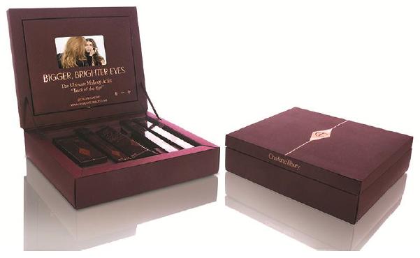 Charlotte Tilbury Launches Make Up Collection In Video Box