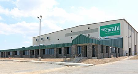 Camfil APC expands corporate headquarters in US