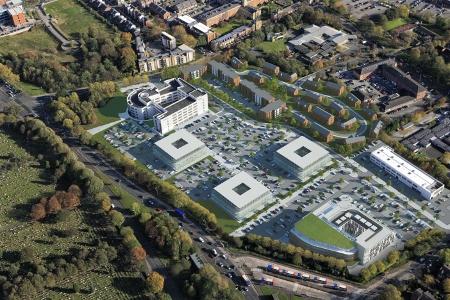 Siemens plans to transform iconic Princess Parkway site – Siemens Site Planning