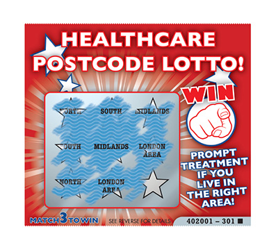 The primary care postcode lottery