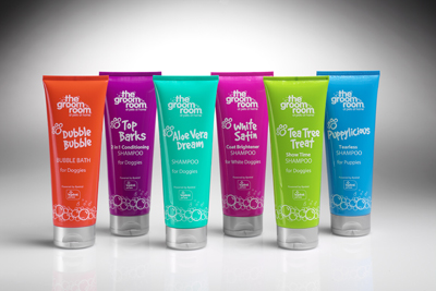 Doggylicious Dog Grooming Products