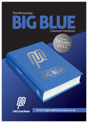 the micronclean big blue cleanroom handbook