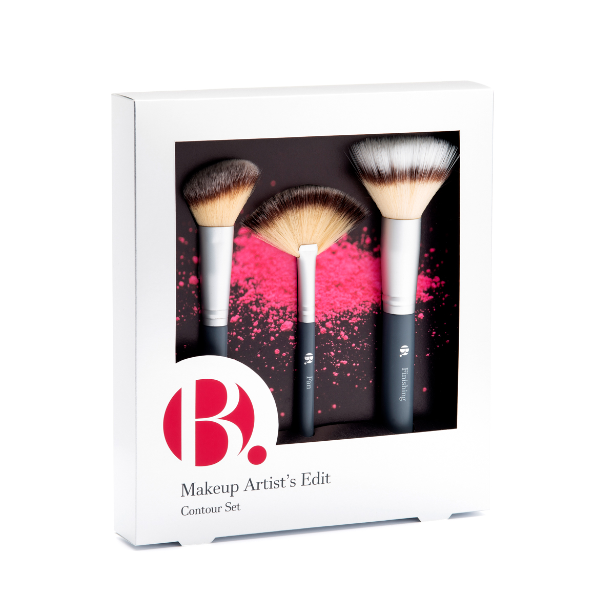 B makeup brushes