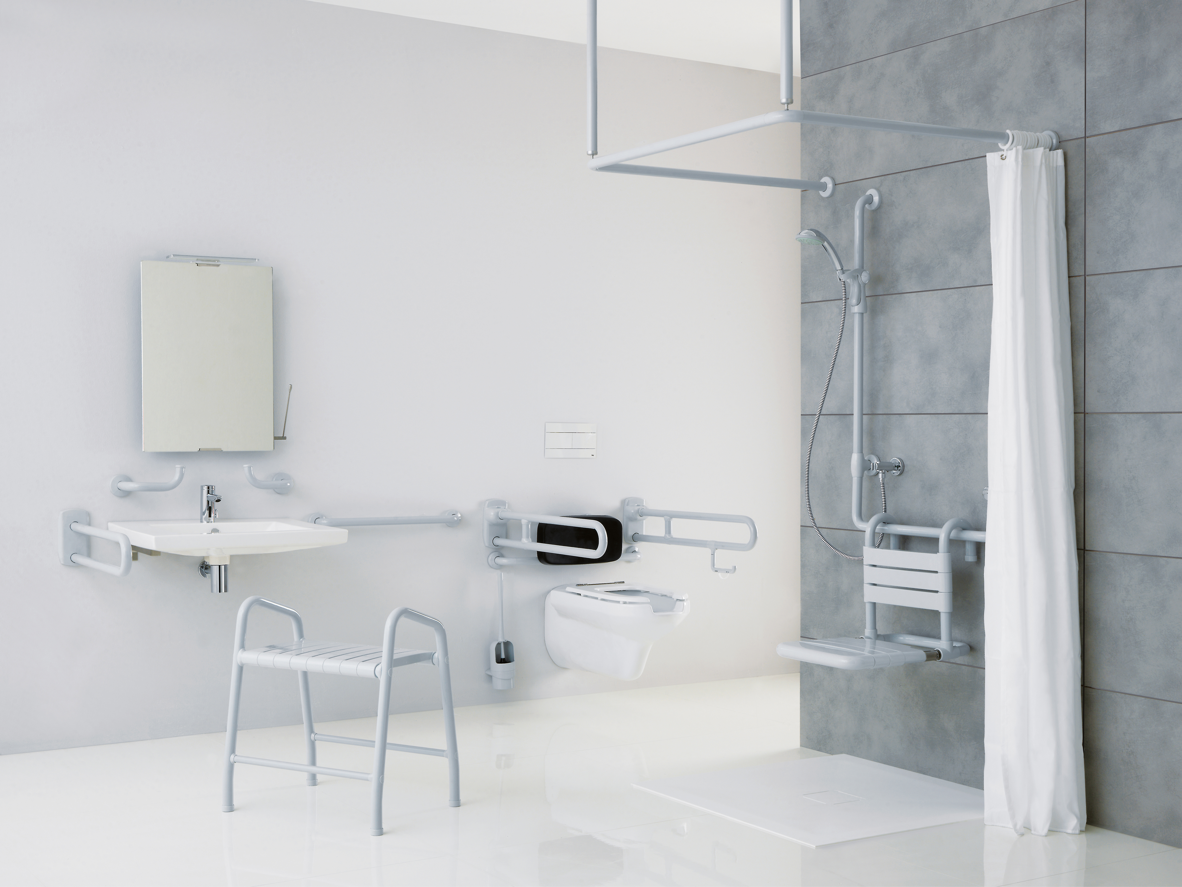 New Gradus Maxima bathroom range