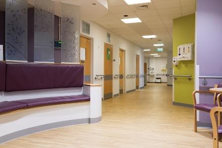 Polyflor Helps Croydon University Hospital With A Dementia