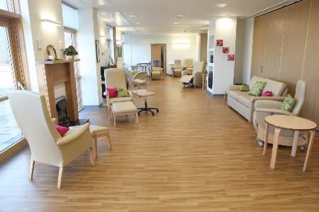 Knightsbridge Furniture Supplies Seating For New Cork Hospital